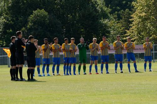 Dave Stratton Minute Silence 1